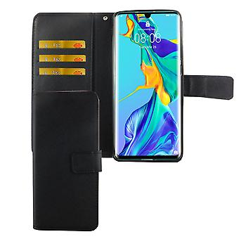 Huawei P30 Pro מקרה טלפון מקרה מגן כיסוי להעיף מקרה עם מגש כרטיס שחור