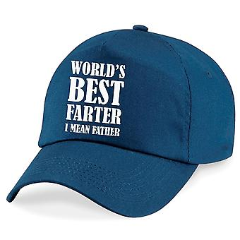 Worlds Best Farter I Mean Father Cap