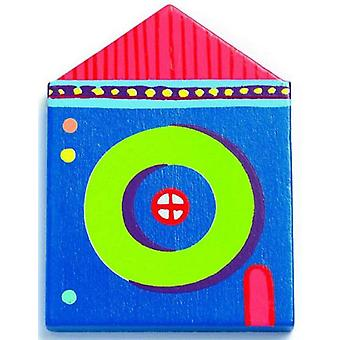 Djeco Cottage Letter - O (Babies and Children , Toys , Others)