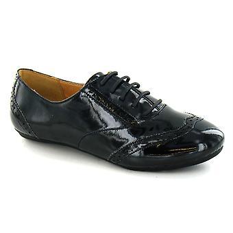 Damer spot på lace up loafer ' graft '