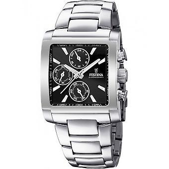 השעון של festina גברים F20423/3 Chronographs