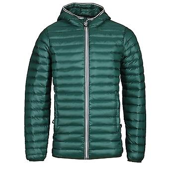 Pyrenex Bruce Down Padded Forest Green Hooded Jacket