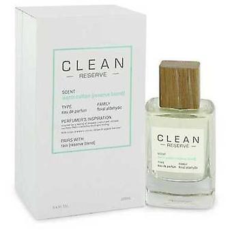 Schone reserve warm katoen door clean Eau de parfum spray 3,4 oz (vrouwen) V728-545382