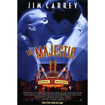 The Majestic (Single Sided Video) (2001) Original Video Poster