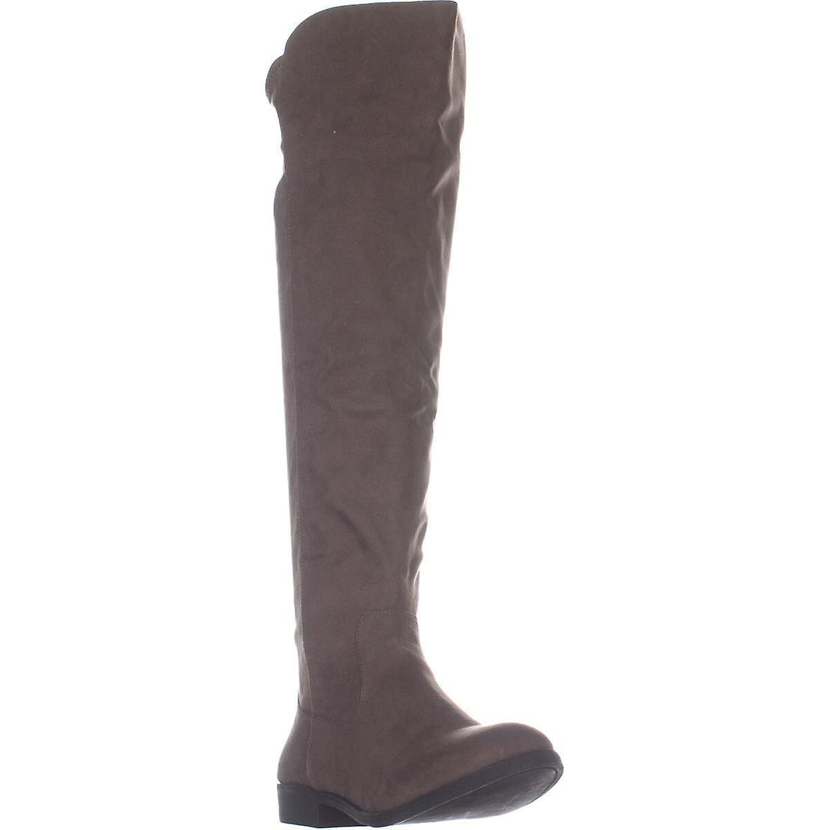 Style & Co. Damskie Hayley Fabric Zamknięte toe Knee High Cold Weather Boots 197Xv