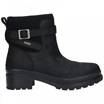 Muck laarzen Liberty slip op enkellaars zwart