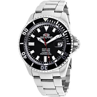 Seapro Men's Scuba 200 Black Dial Watch - SP4311