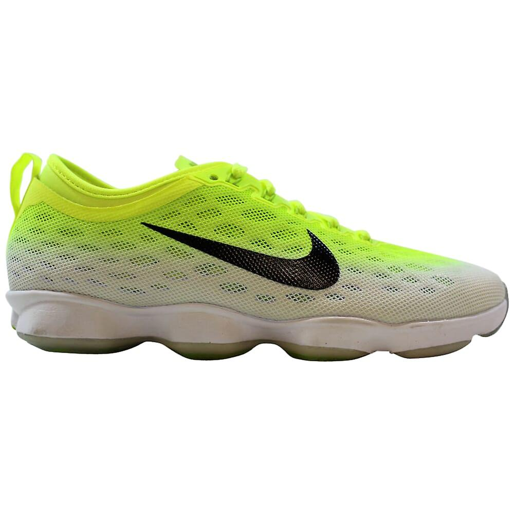 Nike Zoom Fit Agility Volt/Black-White-Chartreuse 684984-701 Kobiety i apos;s RPFUy