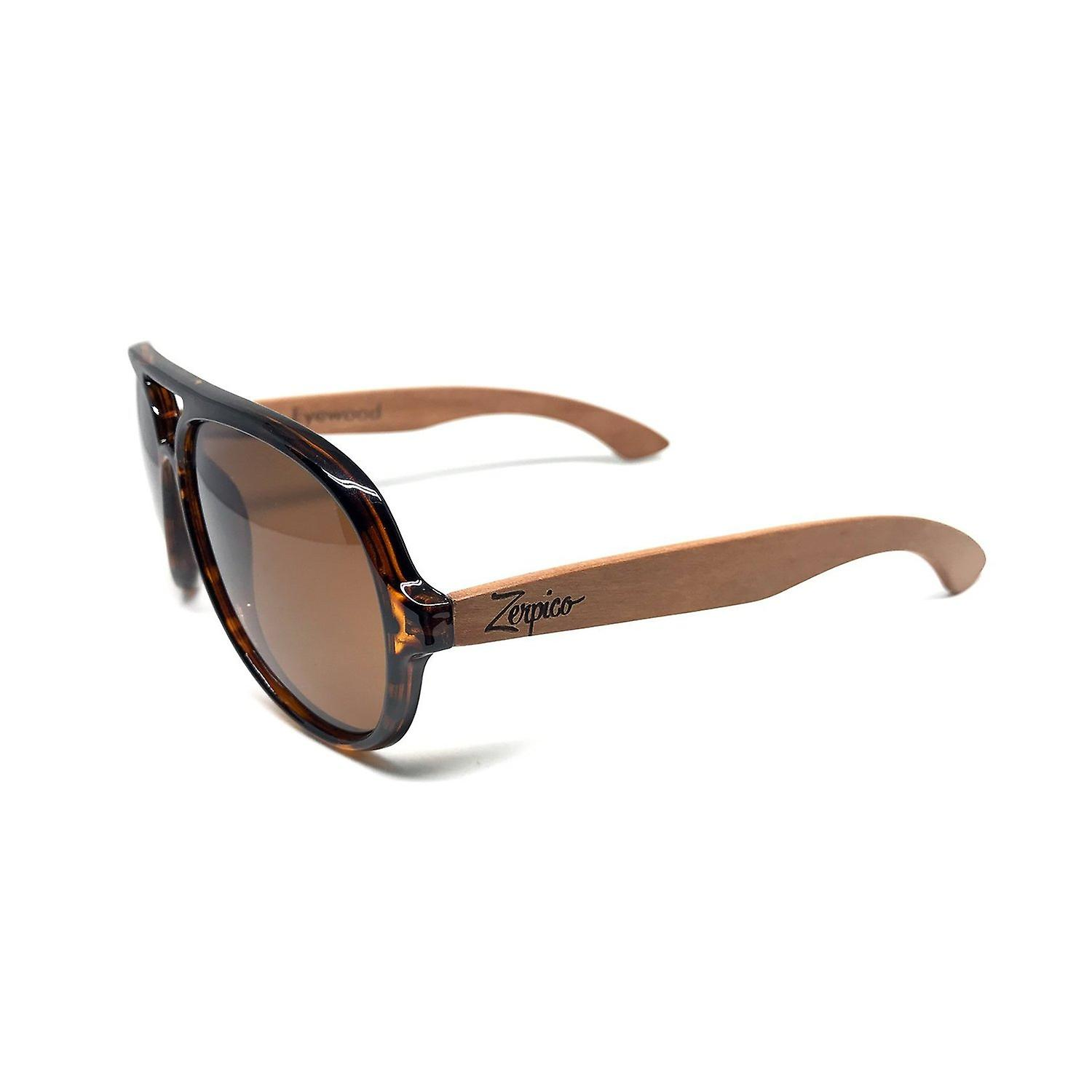 Eyewood Sunglasses - Aviators - Dakota