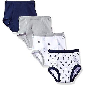 Luvable Friends Baby Cotton Training Pants,, MultiColor, Size 2 Toddler (2T)