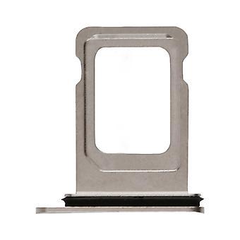 Für Apple iPhone 11 Pro Simkarten Halter Card Tray Silber Silver SD Card Ersatzteil