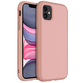 Rhinoshield Case Apple iPhone 11 Shockproof Fine SolidSuit Series Pink