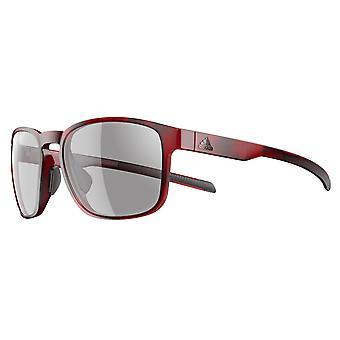 Adidas Protean SPX Light sport solbriller-rød Havanna-grå
