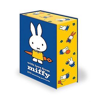 Miffy Postcard Set by Dick Bruna