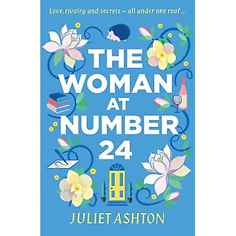 Woman at Number 24 by Juliet Ashton