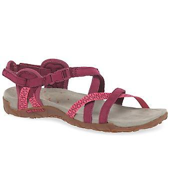 Merrell Terran ristikko II Naisten sandaalit
