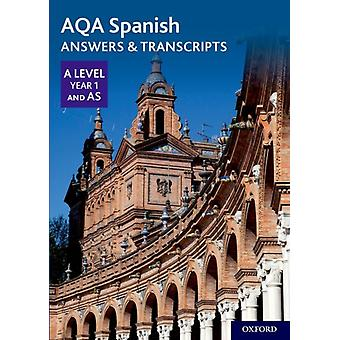 AQA A Level Spanish Key Stage Five AQA A Level Year 1 and