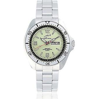 Chris Benz watch diver watch one CBO-N-MB-SI