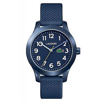 Lacoste 2030002 Children's 12.12 Dark Blue Silicone Wristwatch