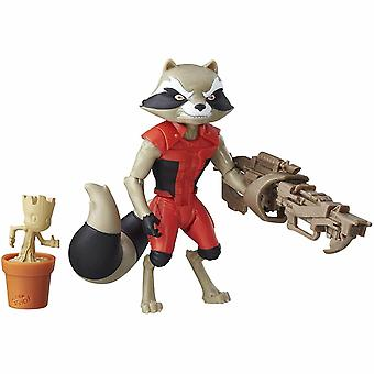Guardians of the Galaxy, Actionfigur - Rocket Raccoon