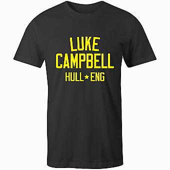 Luke Campbell Boxing Legend T-Shirt