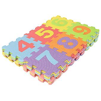 Alpha-Numeric Foam Jigsaw Play Mats