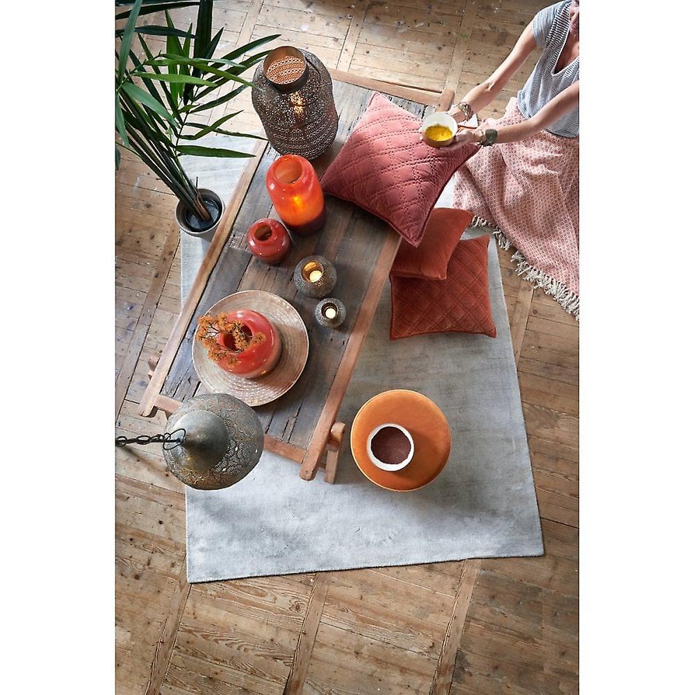 Table de café légère et vivante 180x85x40cm Militaire Wood Brown