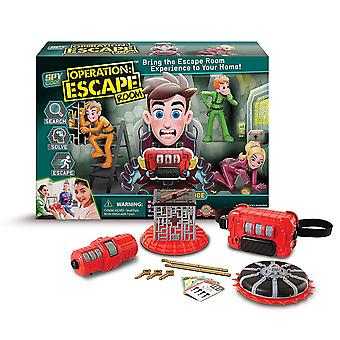 Yulu Spy Code Operation: Escape Room Challenge Game