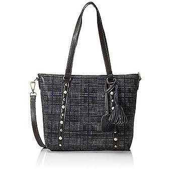 Laura Vita 2981 - Blue Women's Tote Bags (Blau (Bleu)) 10x30x38 cm (B x H T)