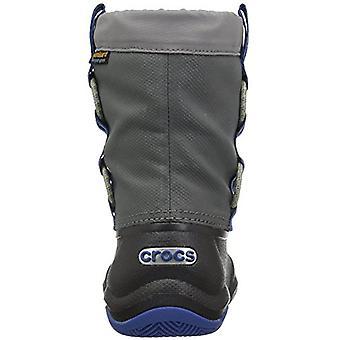 Crocs Kids' Swiftwater waterdicht sneeuw Boot