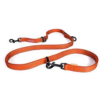 Ezydog Laisse Vario 6 Lite Orange Fluo (Chiens , Colliers, laisses et harnais , Laisses)