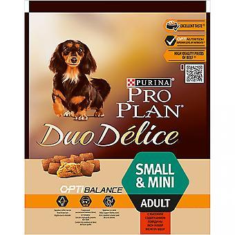 Pro Plan Duo Délice Pequeño de Buey (Dogs , Dog Food , Dry Food)