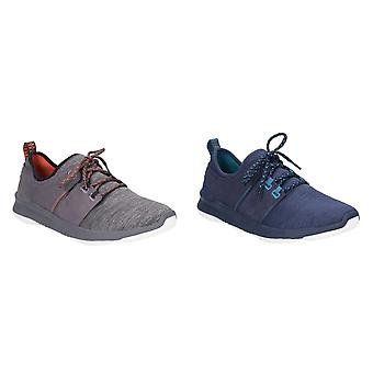 Hush Puppies Herre geo lace up trænere