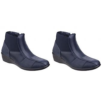Fleet & Foster Womens/Ladies Festa Ankle Boots