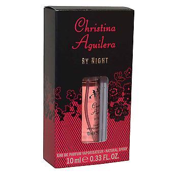 Christina Aguilera por noite Eau de Parfum Spray 10ml