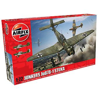 Airfix A03087 1:72 Junkers Ju87 B-1 Stuka Model Kit