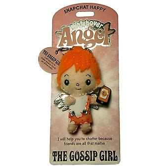 Watchover Angels The Gossip Girl Angel Keyring