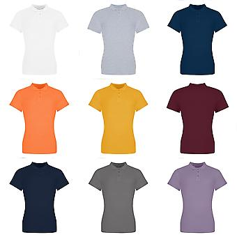 AWDis Just Polos Womens/Ladies The 100 Girlie Polo Shirt
