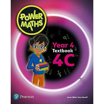 Power Maths Year 4 Textbook 4C - 9780435190224 Book