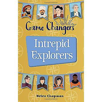 Reading Planet KS2 - Game-Changers - Intrepid Explorers - Level 5 - Mar