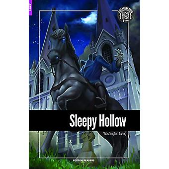 Sleepy Hollow - Foxton Reader Level-2 (600 Headwords A2/B1) with free