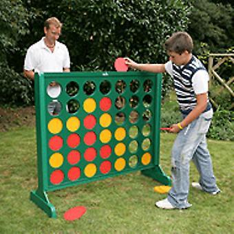 Garden Games: Big 4 (1.2m Tall)