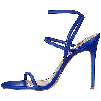 Steve Madden Kvinners Nektur stoff åpen tå formelle slingback sandaler