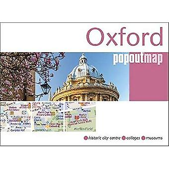 Oxford PopOut Map by PopOut Maps - 9781910218754 Book