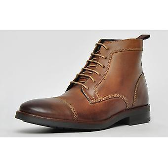 Ikon Classic Marlow Leather Brown Tan