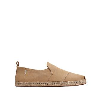 Toms Men's Washed Canvas Deconstructed Espadrilles