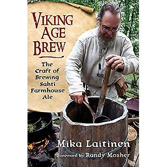Viking Age Brew by Laitinen Mika Moser Randy - 9781641600477 Book