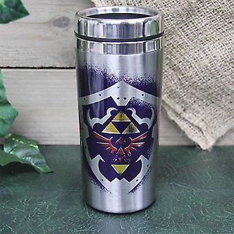 Zelda Links Thermos Travel Mug