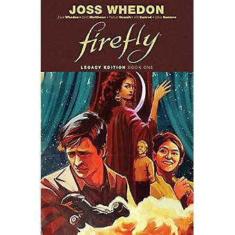 Firefly - Legacy Edition Book One by Joss Whedon - 9781684153206 Book