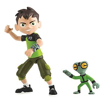 Ben 10, Action Figures - Ben Tennyson and Grey Matter